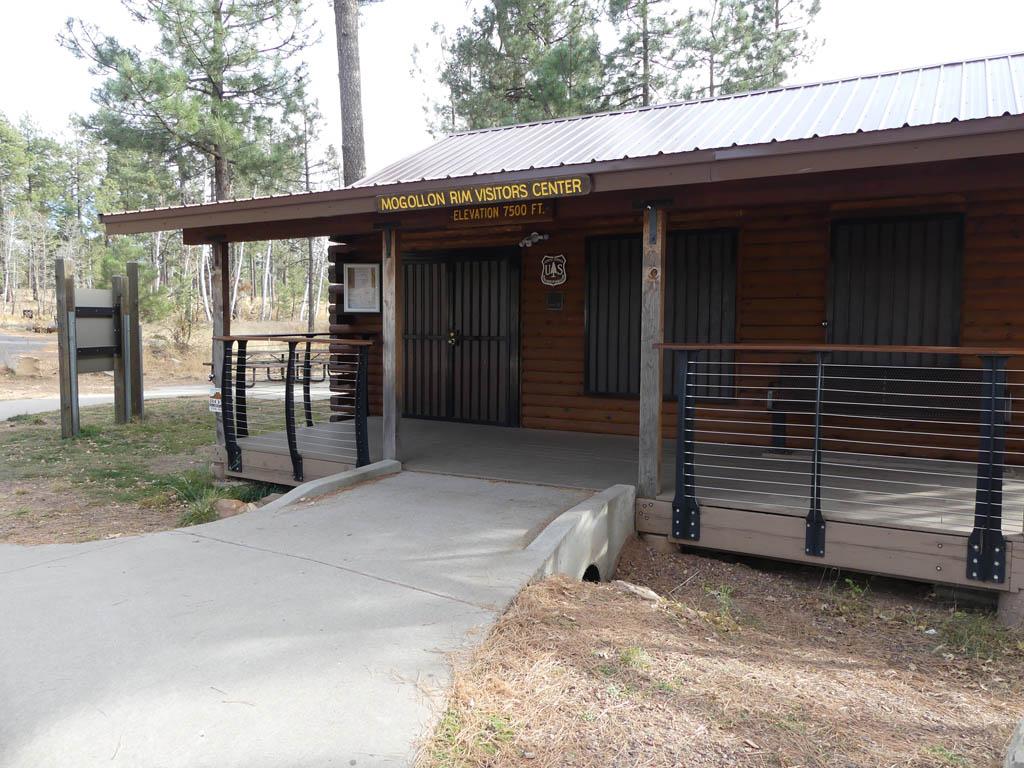 Mogollon Rim Visitor Center